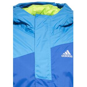 adidas CPS Padded Jacket Kids blue beauty f10/solar blue2 s14